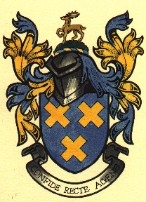 Glanville Coat of Arms